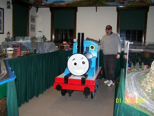 Is there a market for quot scale thomas the tank engine o