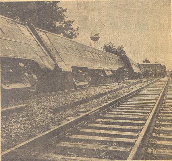 2 Train Wreck 1961