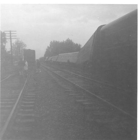 7-5-61 Train Wreck