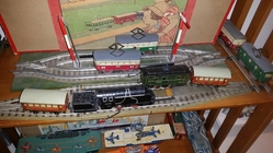bypass trolley sets