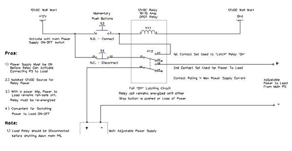 Interlock Relay Circuit