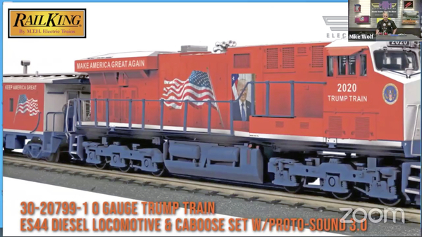 2 Trump Train