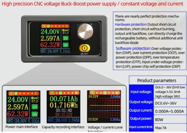 __Buck-Boost Power Module