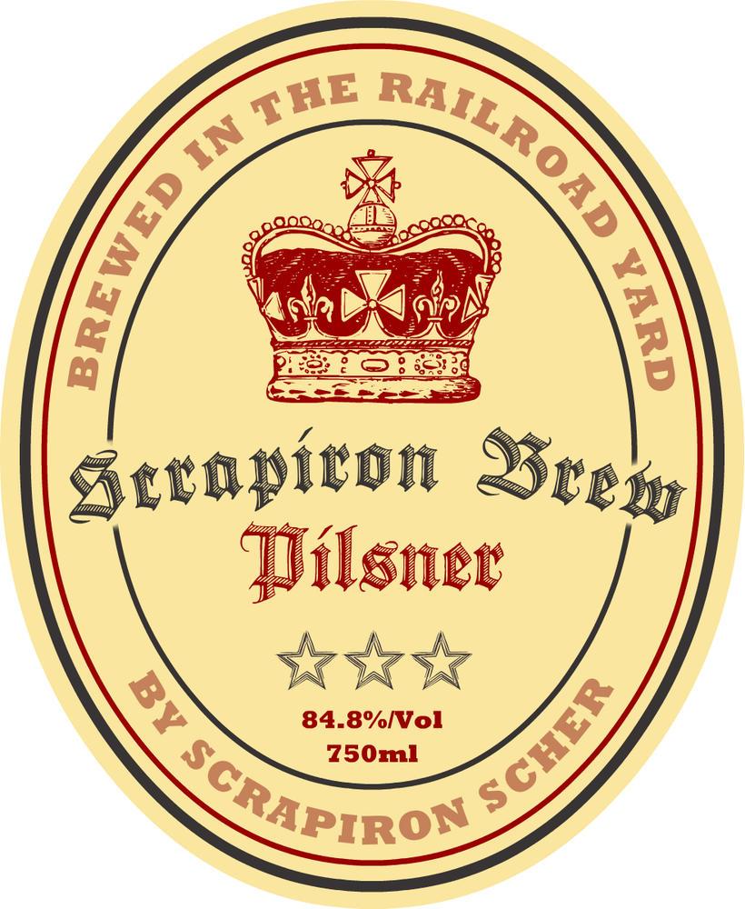 Beer label maker o gauge railroading on line forum for Beer label machine