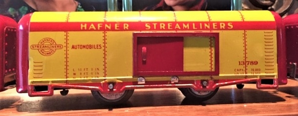 Hafner set auto car