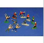 Flyer track figure set