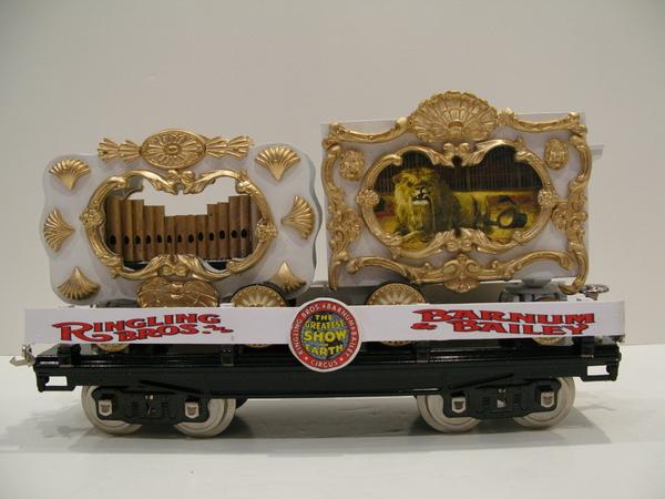 200 series Circus Flat Cars 2 002