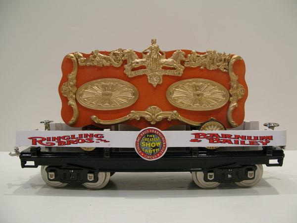 200 series Circus Flat Cars 2 001