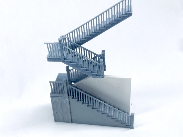 HBTRR Staircase completed