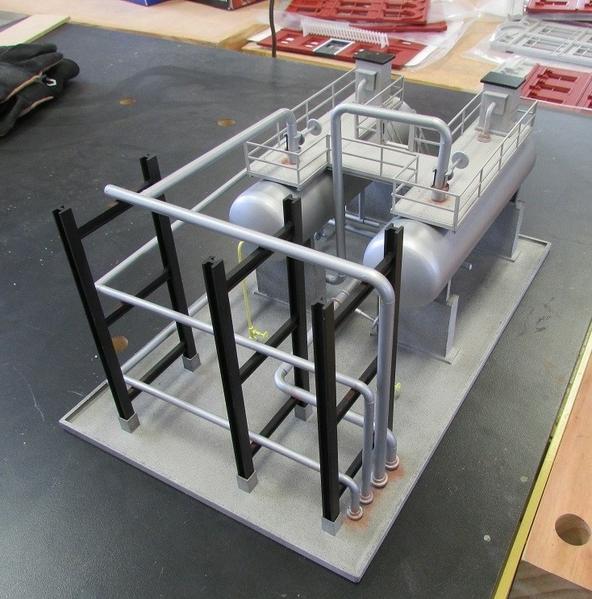 2020-06-05 2 Stage Desalting Tank 001