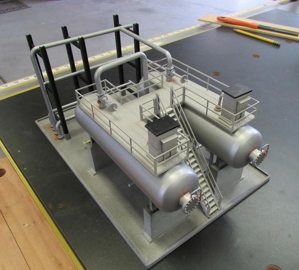 2020-06-05 2 Stage Desalting Tank 003
