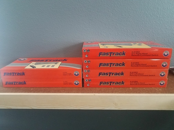 072 Fastrack switches