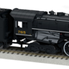AF Nickel Plate 765 with Mars light: This is what Lionel once showed and what I was hoping to see.