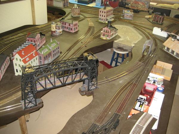 Lionel lift bridge 001