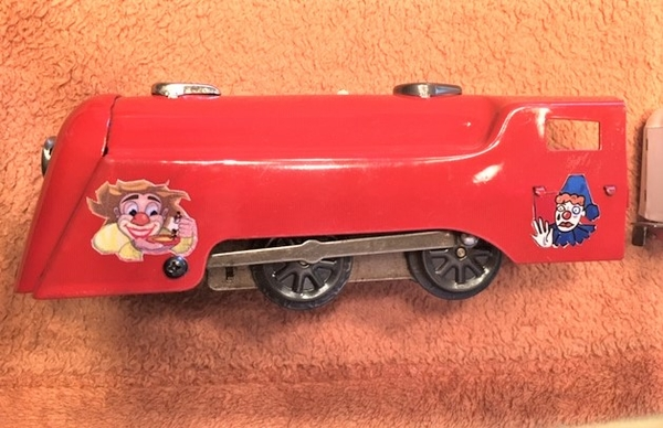 Marx Circus Train - loco