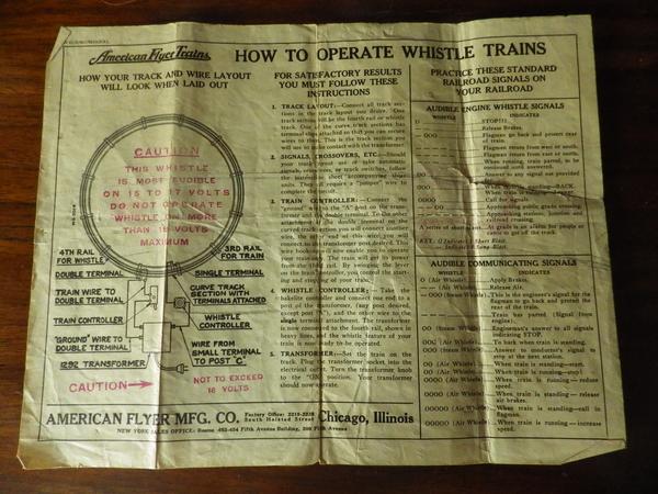 4-rail track instructions