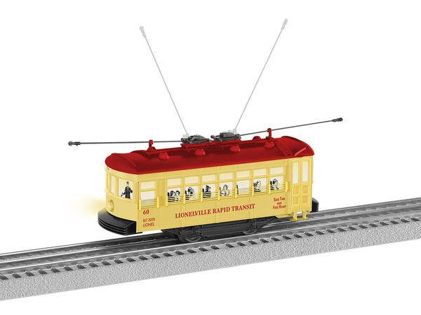 2001560 METCA Trolley