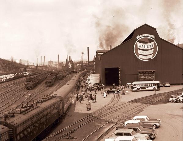 300_Mill Tour 1957