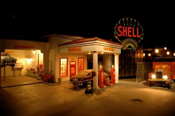 Shell night