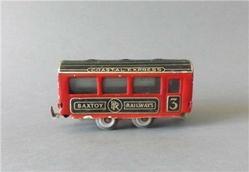 baxtoy coastal express 3rd coach