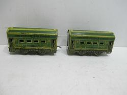 515 green coach pair