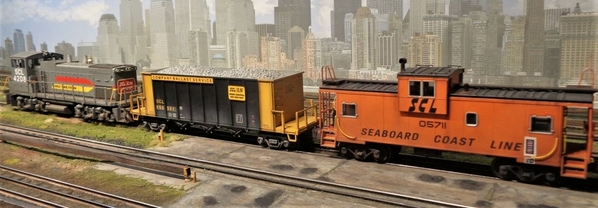 SCL LN MTH BALLAST CAR SP Collection 20 [10)