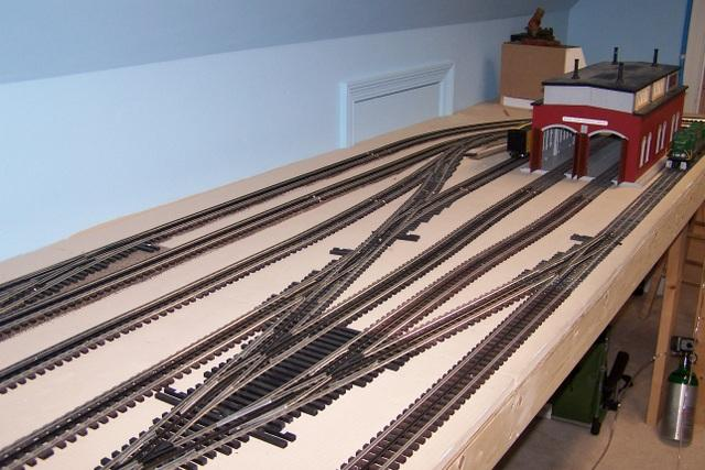 Ross 4 Way Yard Switch O Gauge Railroading On Line Forum