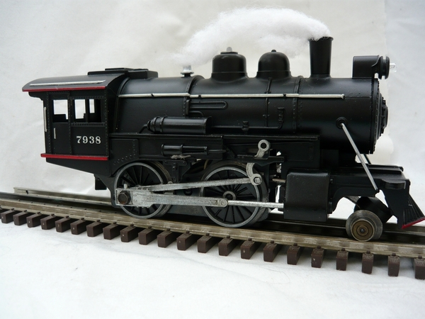 2-4-0 MPC era steam switcher