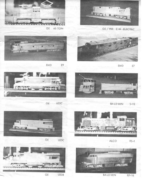Locomotive Workshop Diesel Pics 2