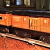 American Flyer type 11 loco consist 1205 and 1206