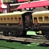 French Hornby Train - following view