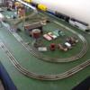 DSC08830 Lionel layout: D&H diesel freight.