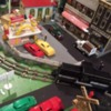 MTH Switcher in Small Town
