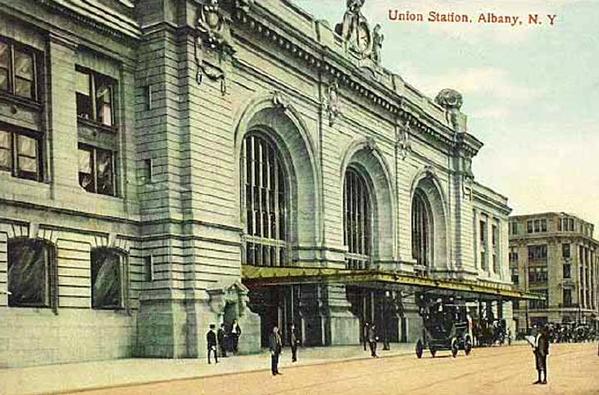 AUS front 1900's