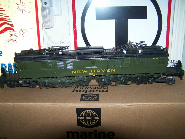 New Haven EP3 0351-001