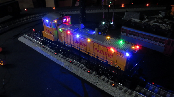 MP-15 ED Xmas Lights
