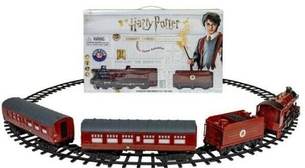 not G potter hogswarts train