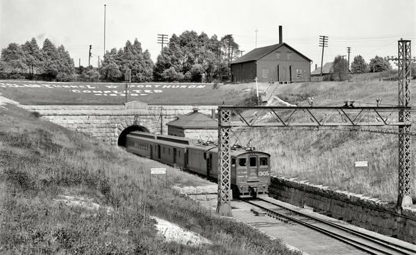 ST Clair Tunnel