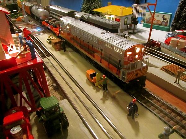 NP&G Trainmaster