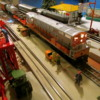 NP&G Trainmaster: What? Never seen a WP Trainmaster before?
