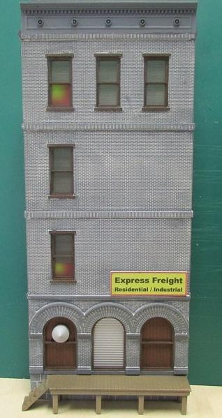 Express Freight Resident [2)