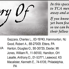 "The May 2020 NHQ News ""In Memory"" section: which has Marty Fitzhenry's name"