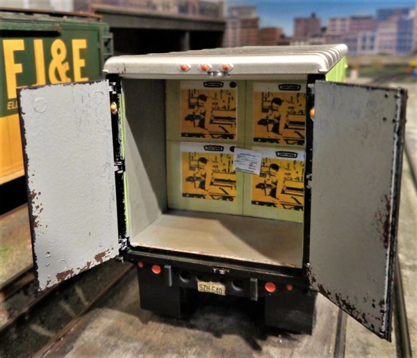 SEARS MTH NKP TRAILERS SP Collection 20 [5)