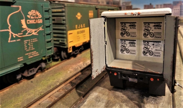 SEARS MTH NKP TRAILERS SP Collection 20 [6)
