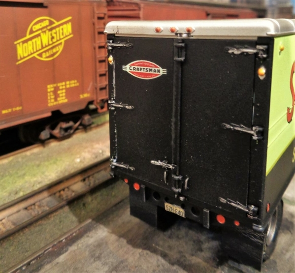 SEARS MTH NKP TRAILERS SP Collection 20 [7)