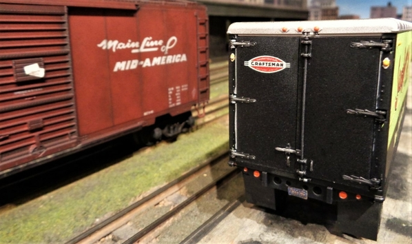 SEARS MTH NKP TRAILERS SP Collection 20 [8)