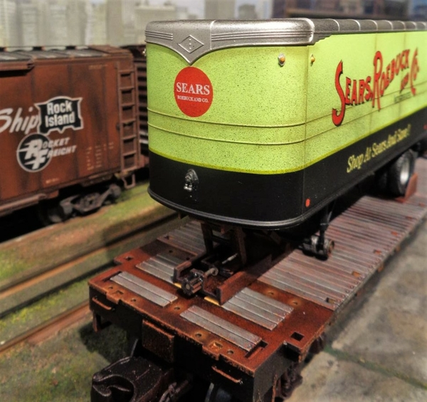 SEARS MTH NKP TRAILERS SP Collection 20 [9)