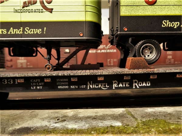 SEARS MTH NKP TRAILERS SP Collection 20 [11)