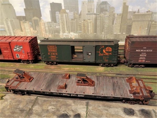 SEARS MTH NKP TRAILERS SP Collection 20 [14)