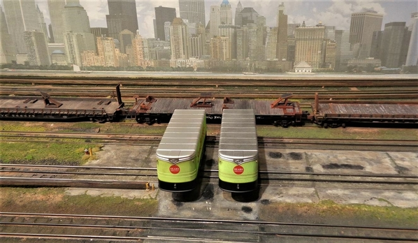 SEARS MTH NKP TRAILERS SP Collection 20 [17)